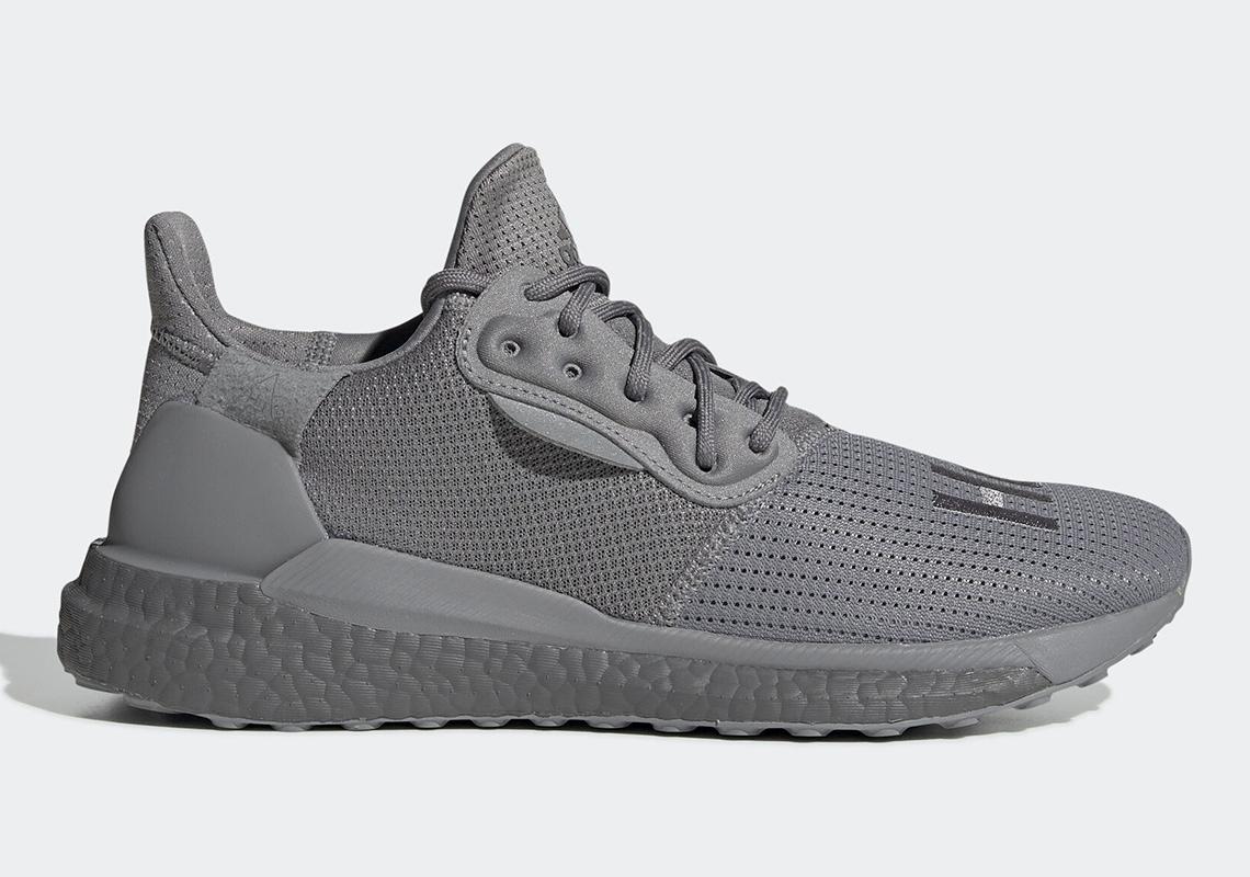 Pharrell x adidas SOLARHU Glide «Grey»