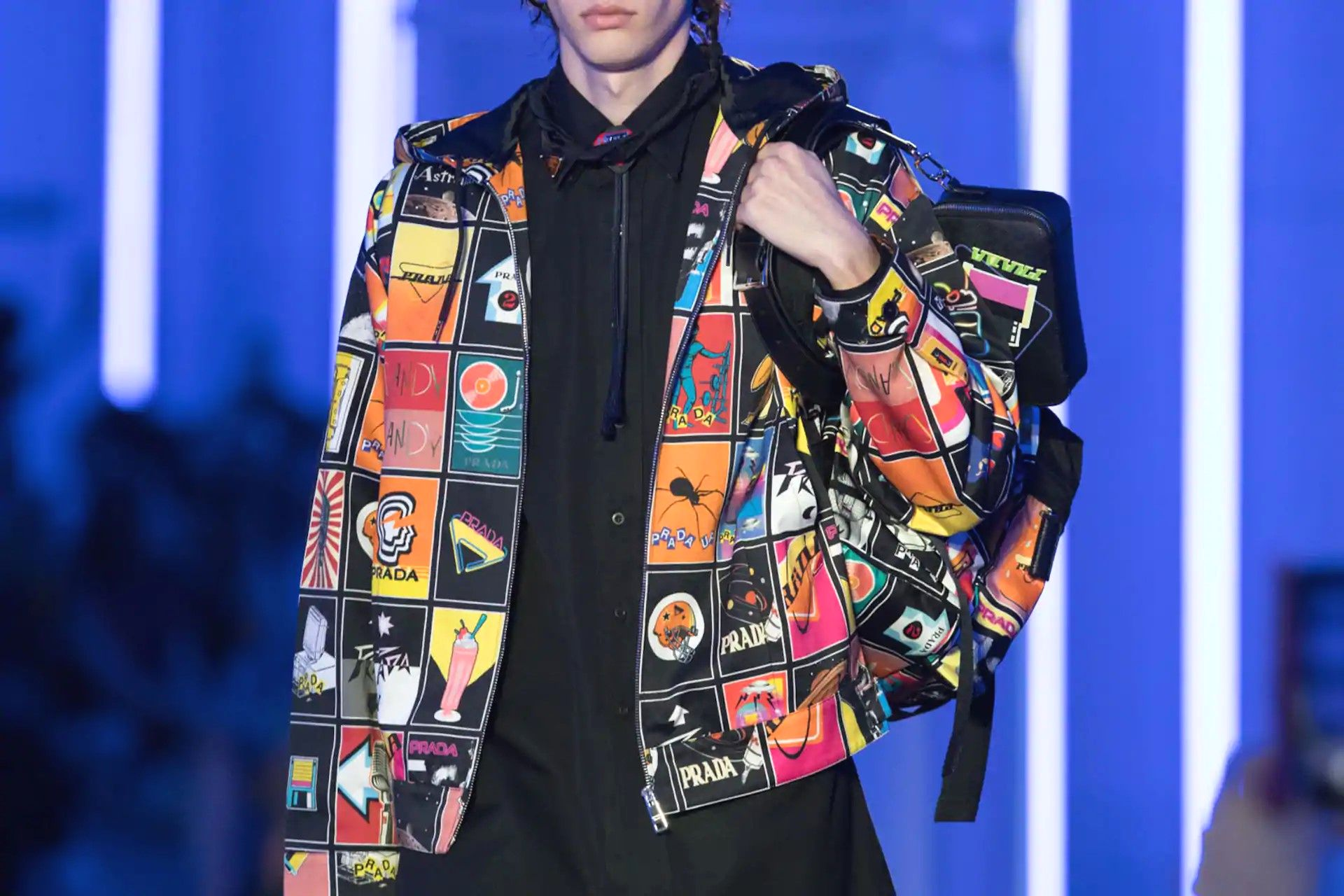 Prada Spring/Summer 2020 Menswear - обзор мужской коллекции