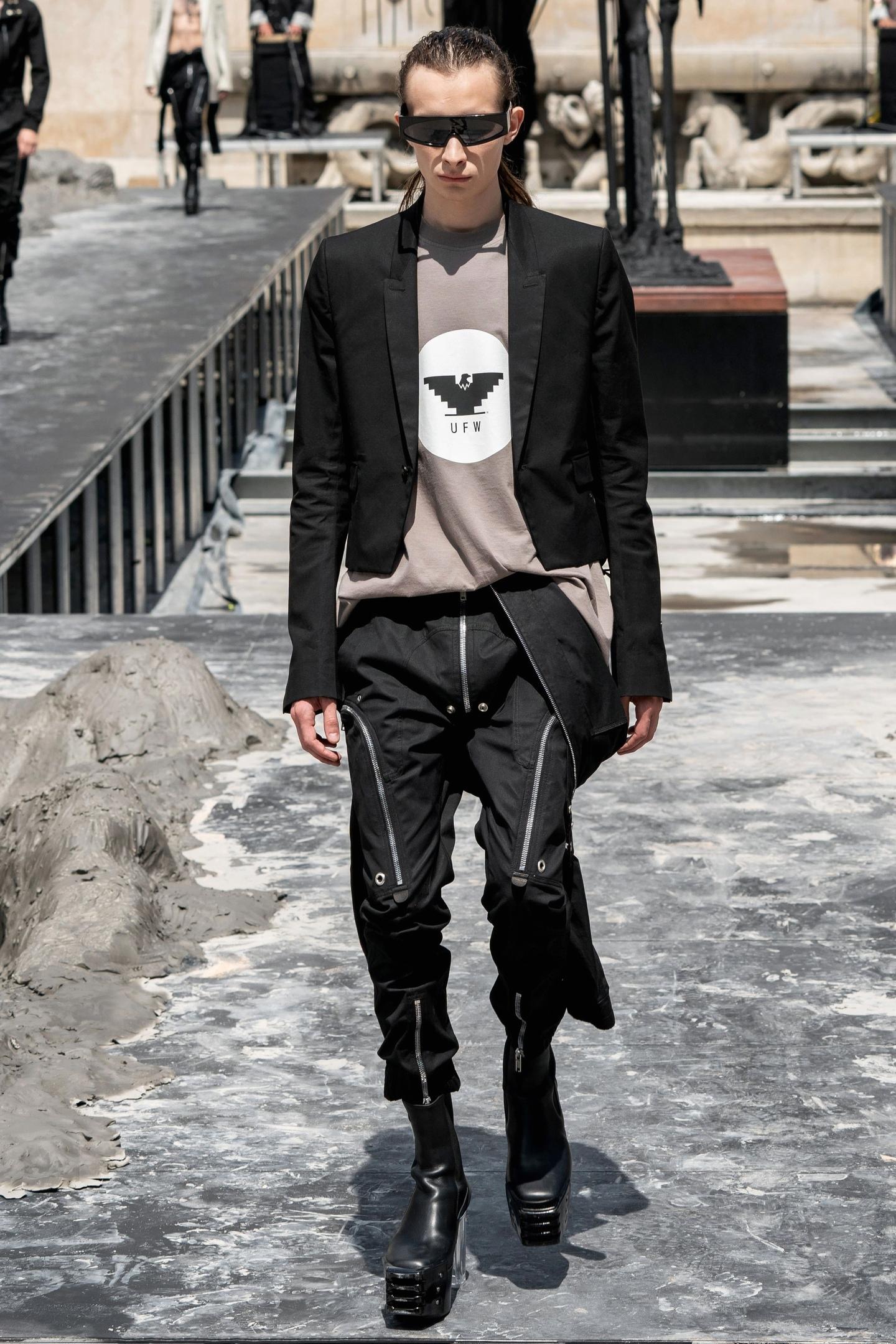 Rick Owens Spring/Summer 2020 Menswear