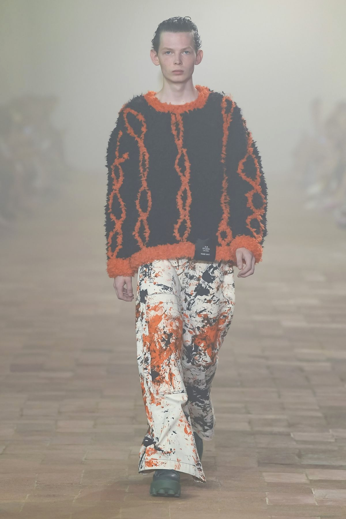 S.R. Studio. LA. CA. SpringSummer 2020 Menswear - обзор коллекции