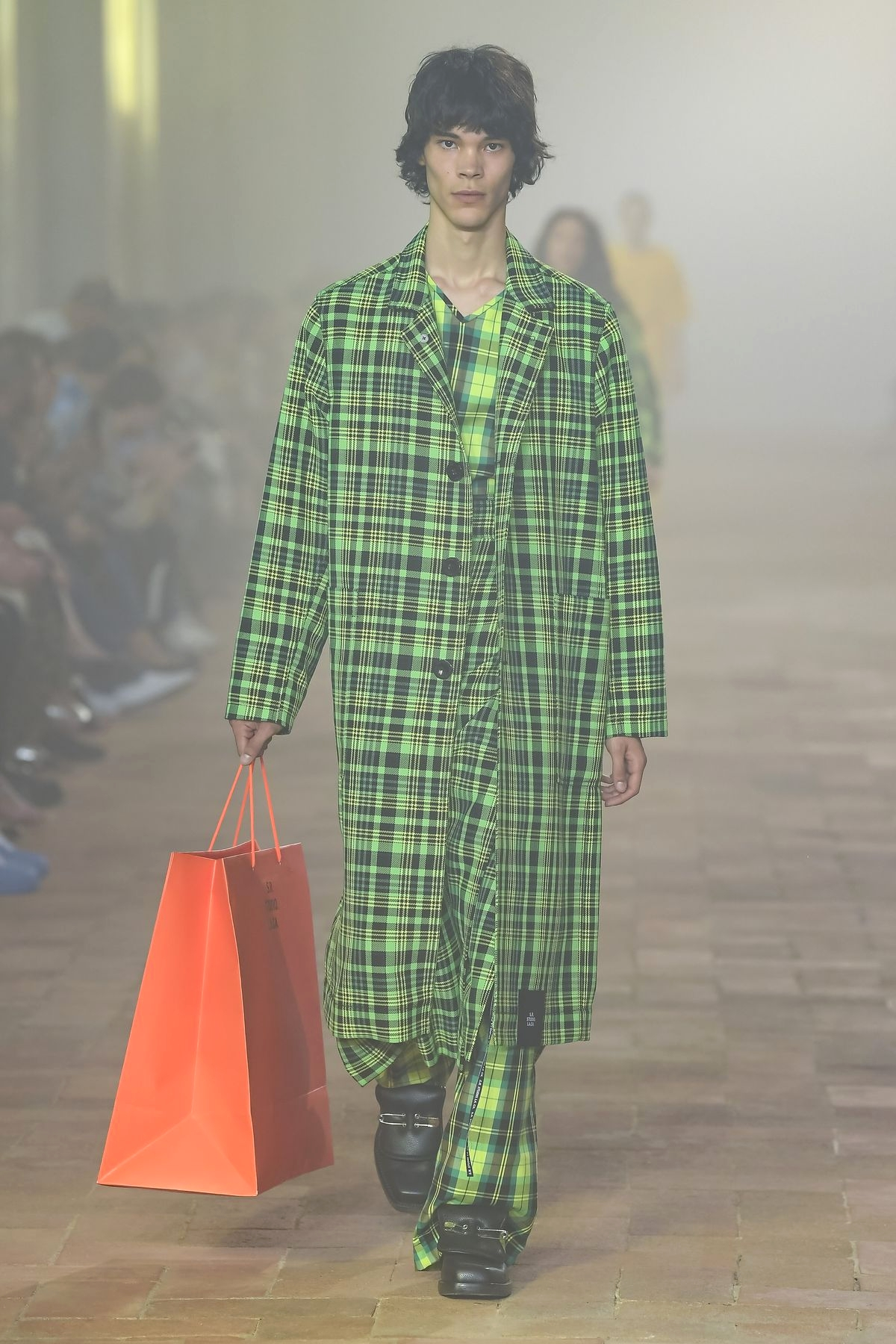 S.R. Studio. LA. CA. Spring/Summer 2020 Menswear - обзор коллекции