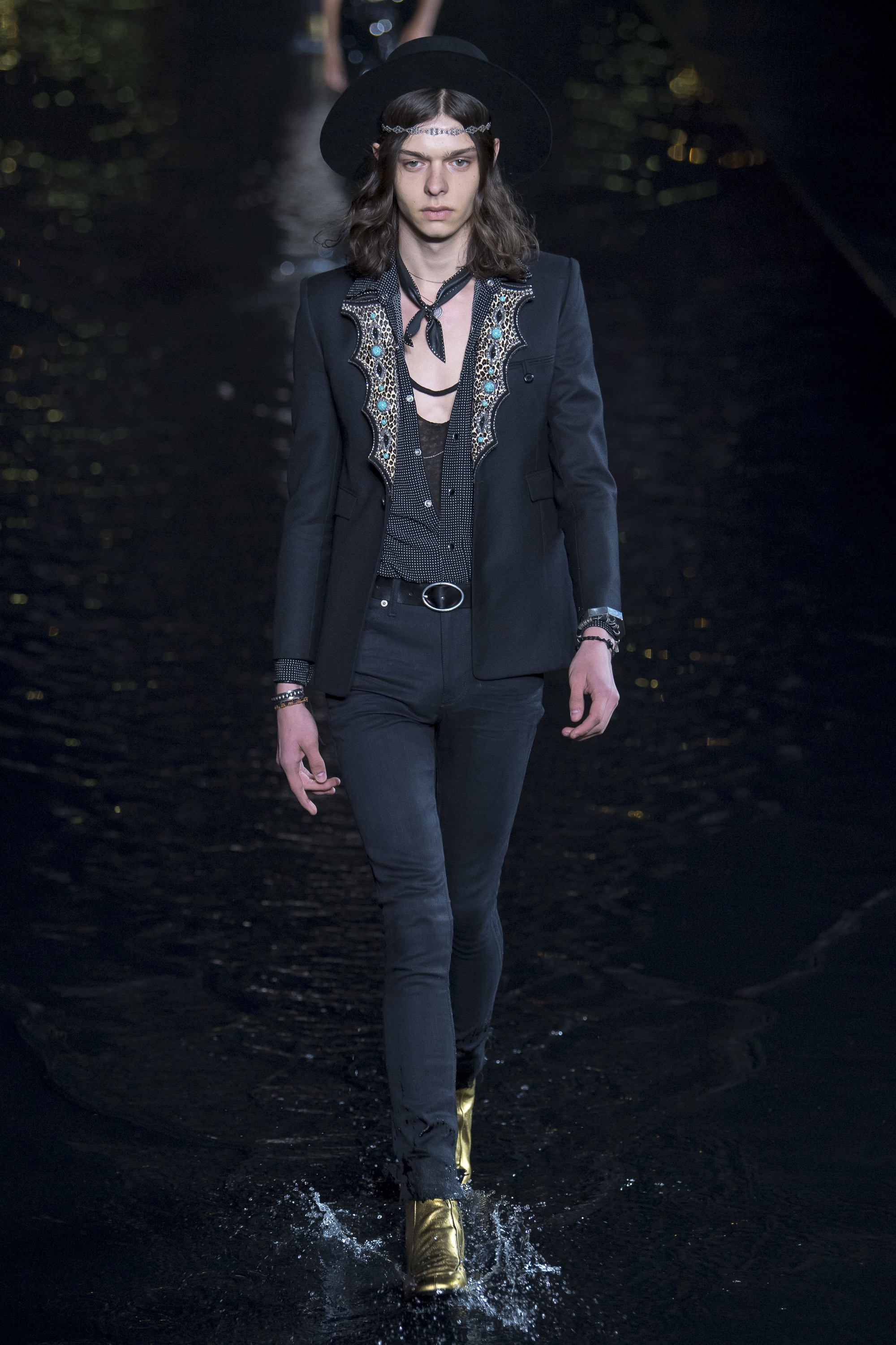 Saint Laurent Ready-to-Wear Spring/Summer 2019