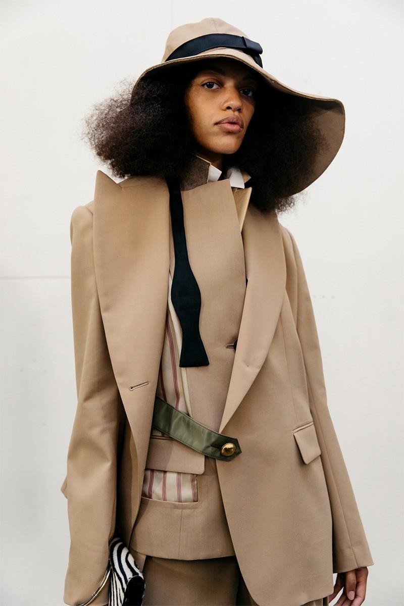 Образ из коллекции Sacai Spring/Summer 2020 Menswear
