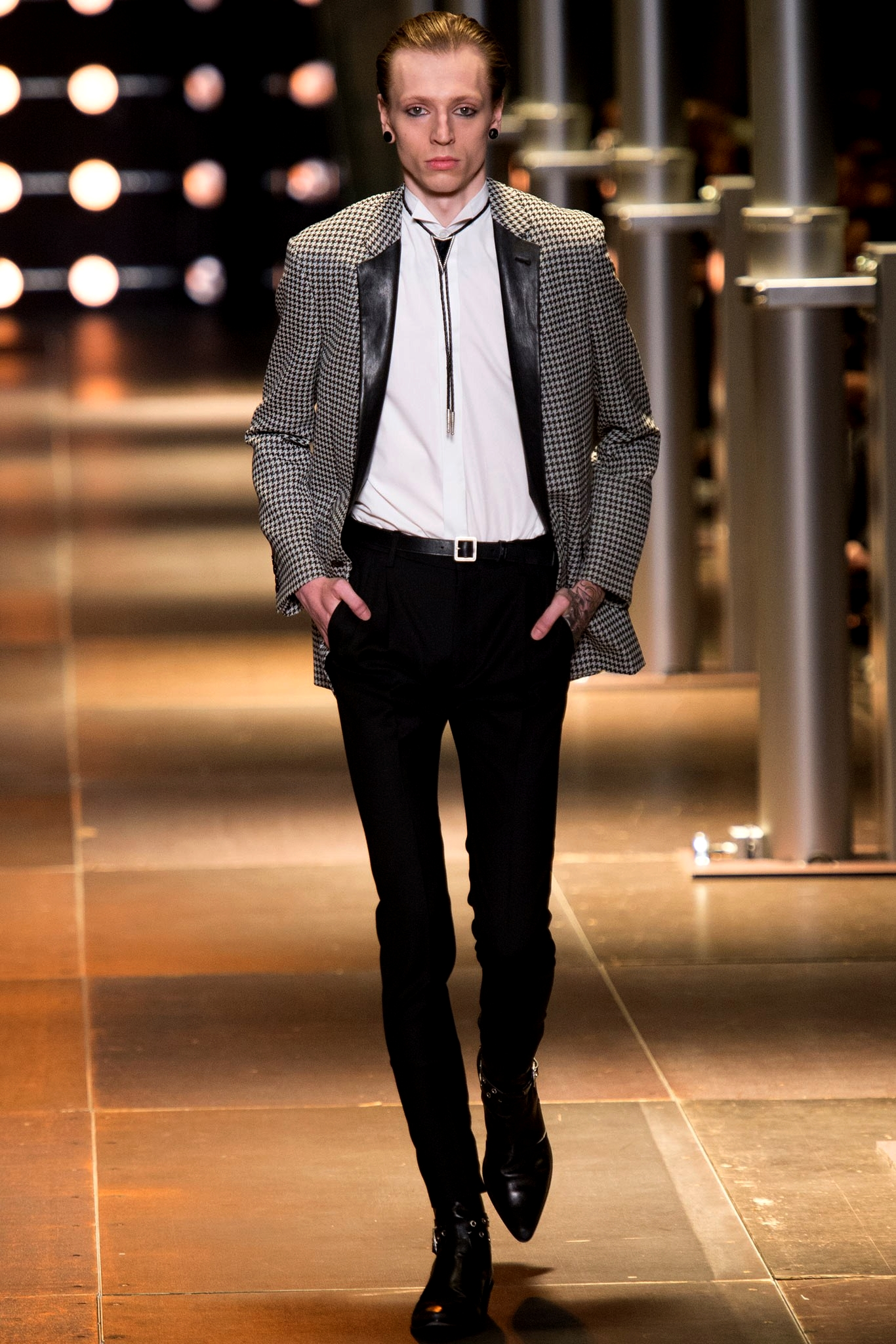 Saint Laurent Spring/Summer 2014 Menswear