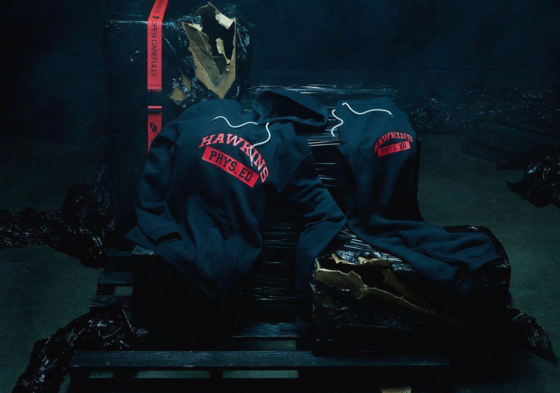 Nike официально анонсировал коллаборацию с сериалом «Очень странные дела»