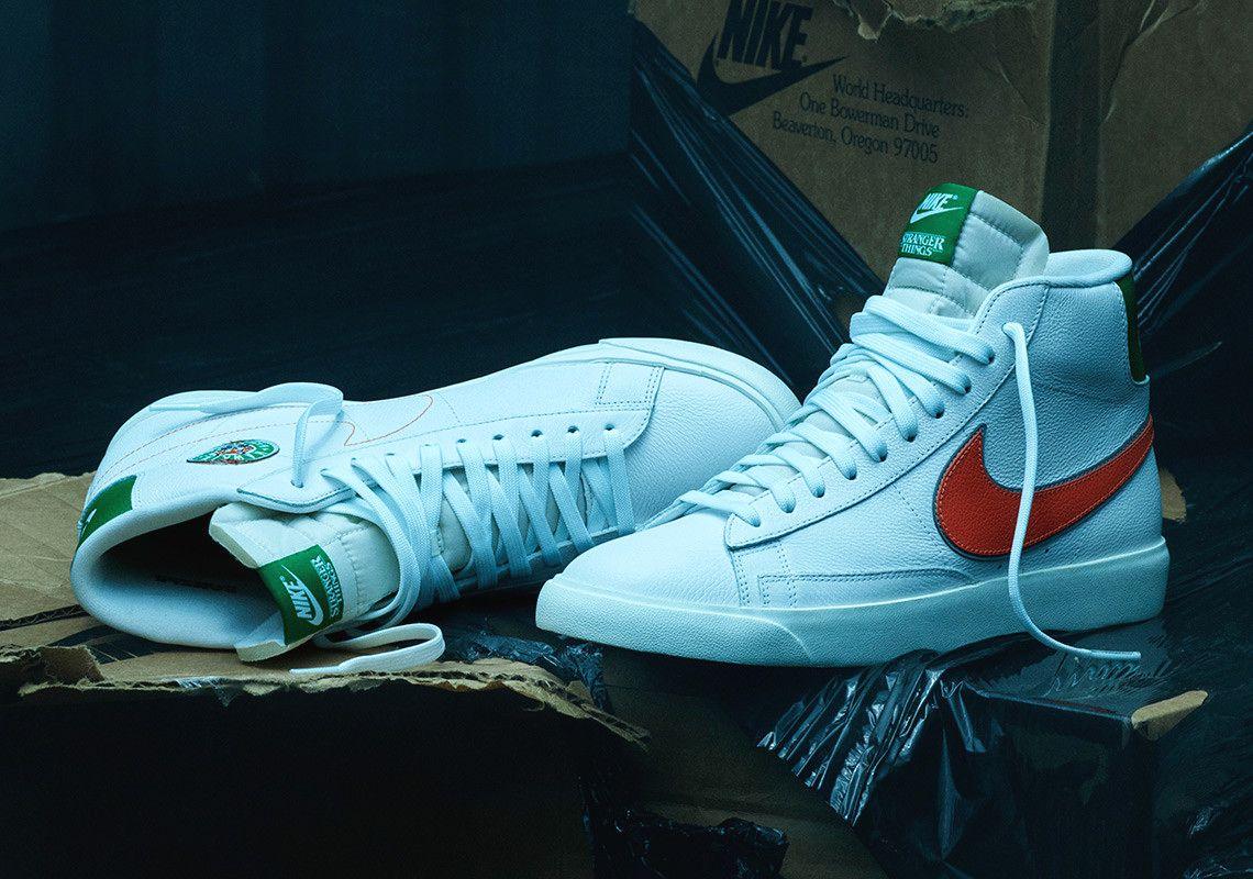 Stranger Things x Nike Blazer