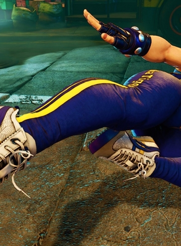 Street Fighter V x Onitsuka Tiger Mexico 66 SD выйдут в двух расцветках