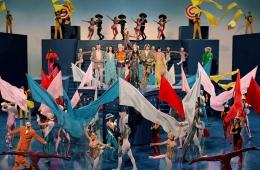Gucci Showtime - кампанию в стиле старых голливудских фильмов