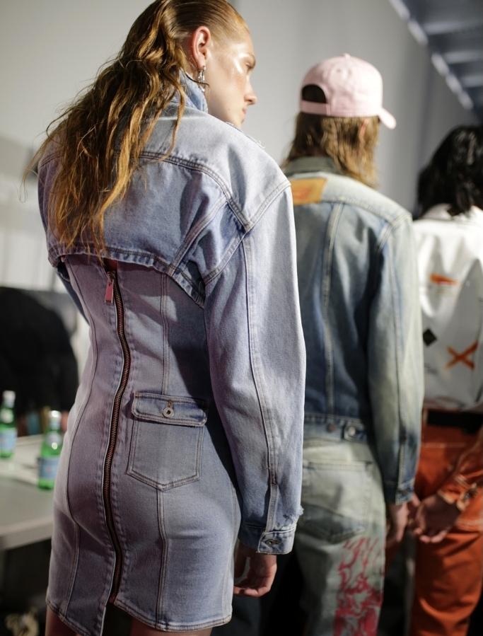 Херон Престон представил новую коллекциюHeron Preston Spring/Summer 2020 Menswear