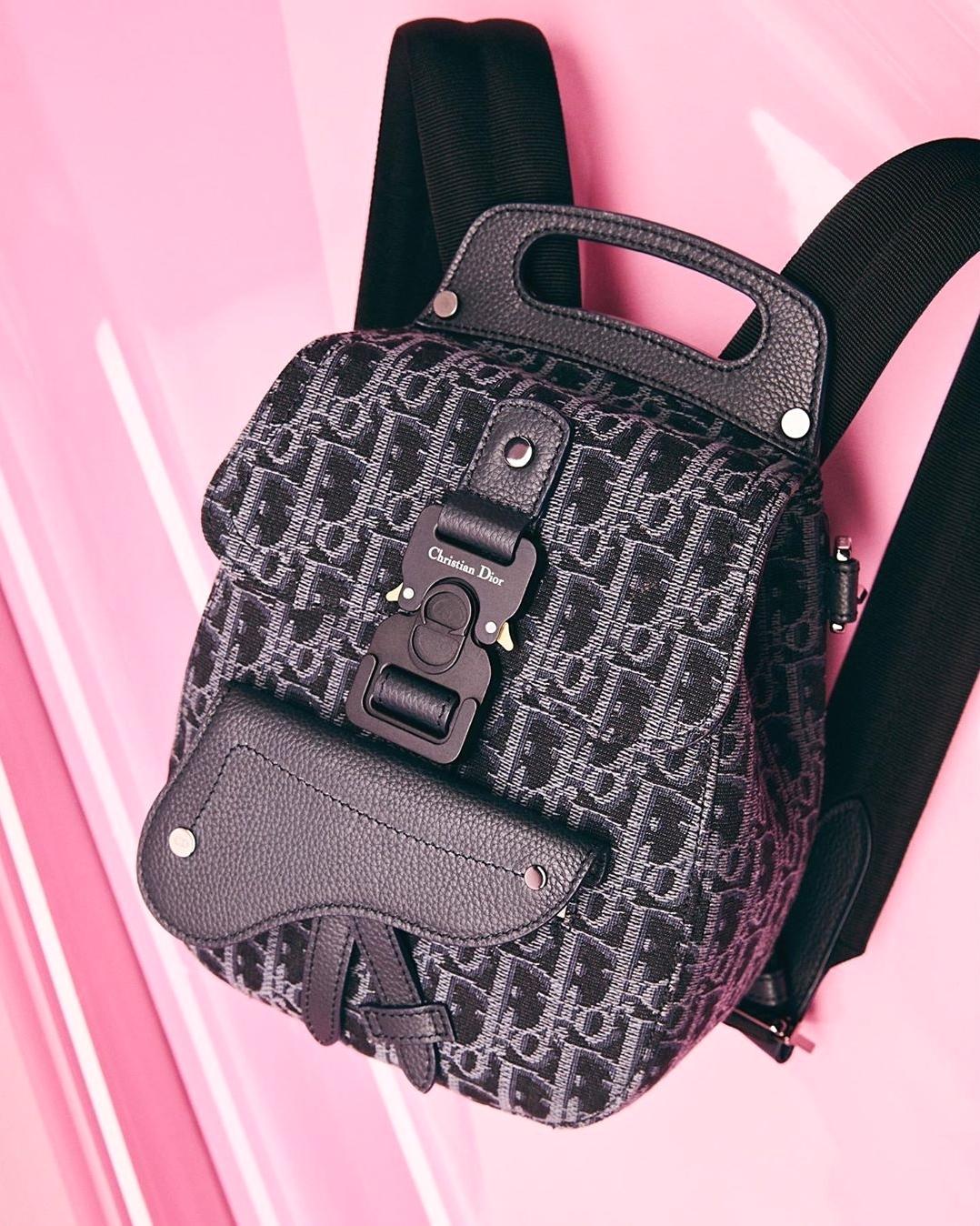 Рюкзак из коллекции Dior Spring/Summer 2020 Menswear