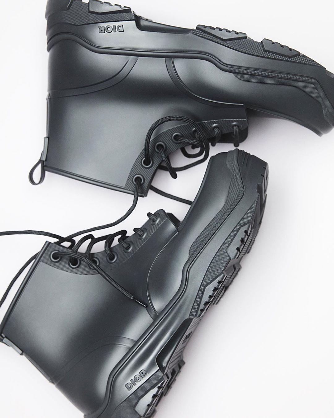 Обувь из коллекции Dior Spring/Summer 2020 Menswear