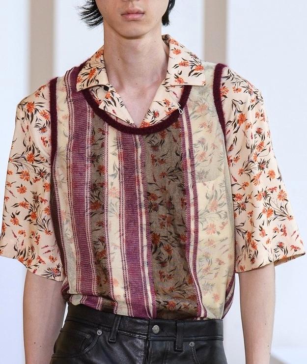 Образ из коллекции Acne Studios Spring/Summer 2020 Menswear