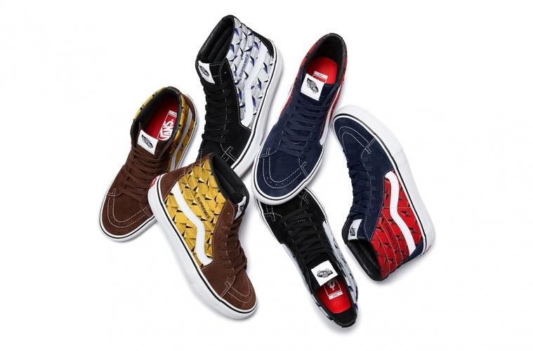 Supreme x Vans Spring/Summer 2019 - все о новой коллекции обуви