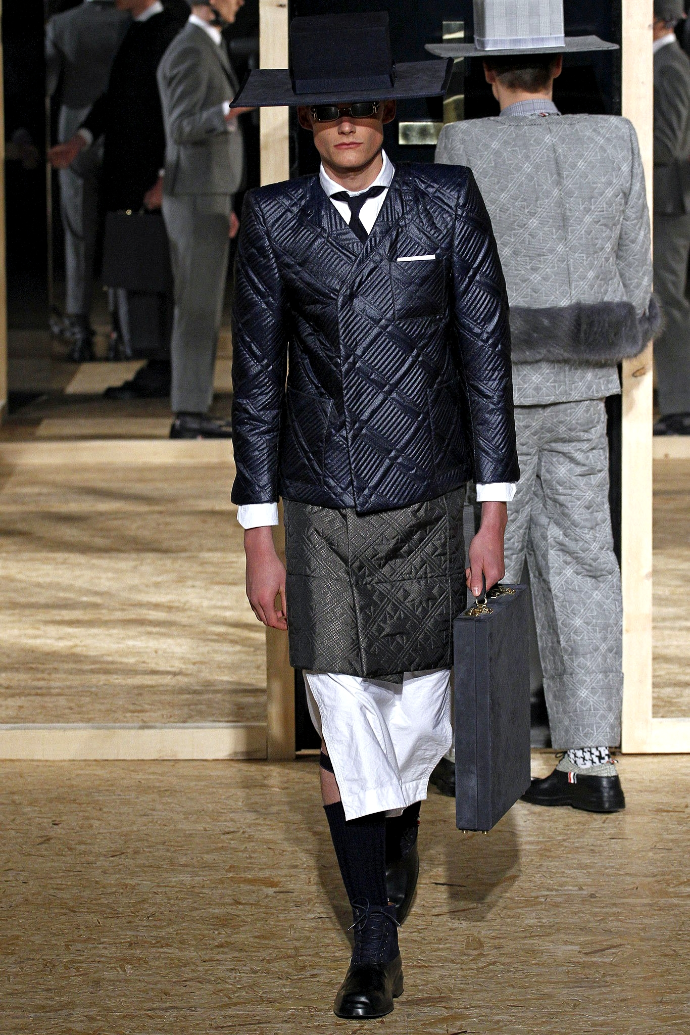 Thom Browne Fall-Winter 2013 Menswear