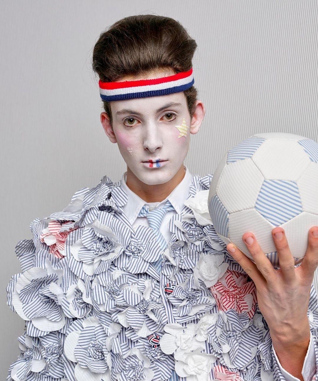 Образ из коллекции Thom Browne Spring/Summer 2020 Menswear