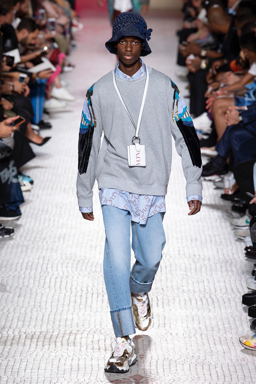 Valentino Spring/Summer 2019 Menswear