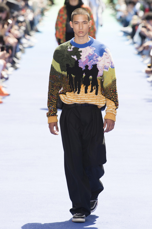 Louis Vuitton Spring/Summer 2019 by Virgil Abloh