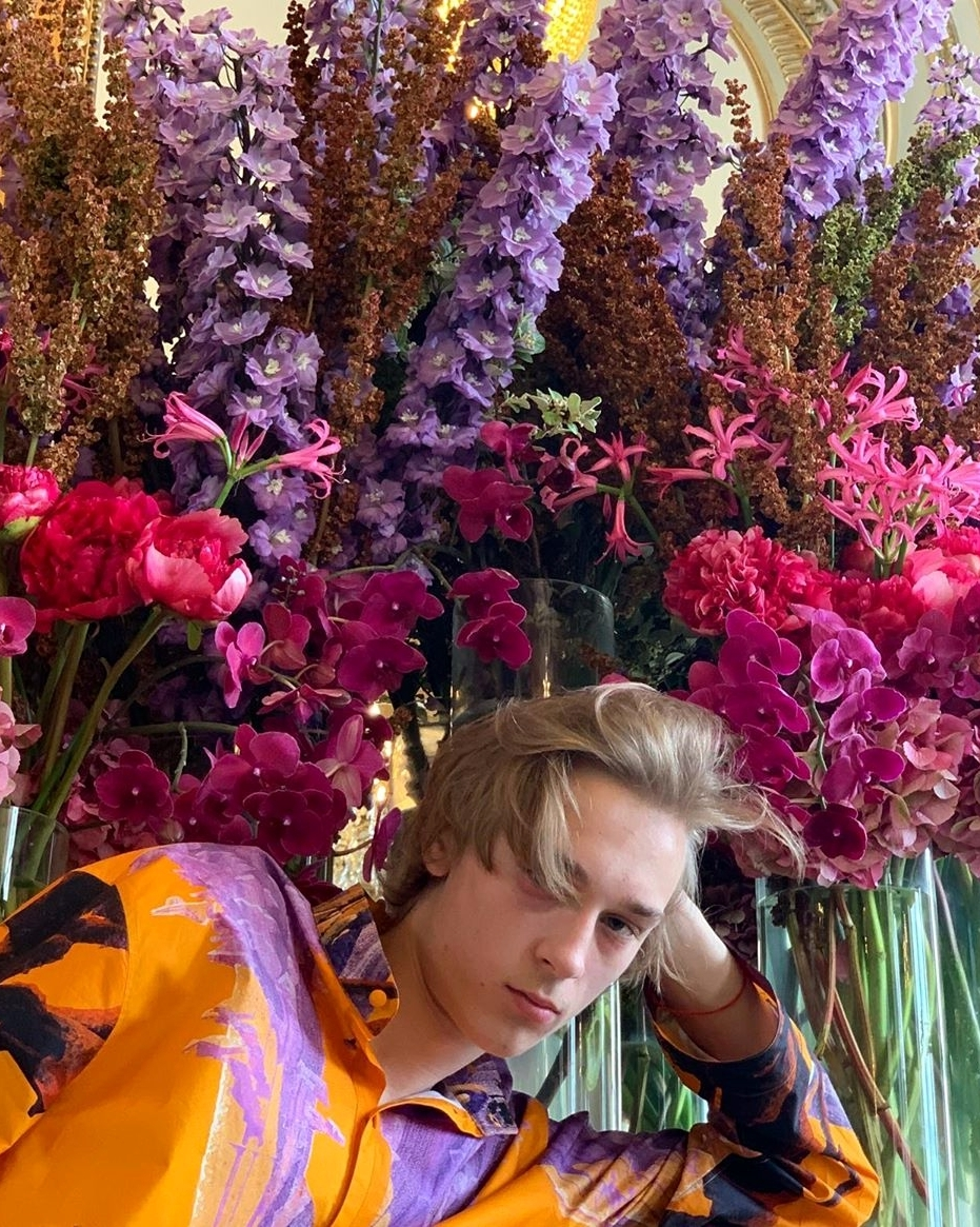 Пьерпаоло Пиччоли представил новую коллекцию Valentino Spring/Summer 2020 Menswear