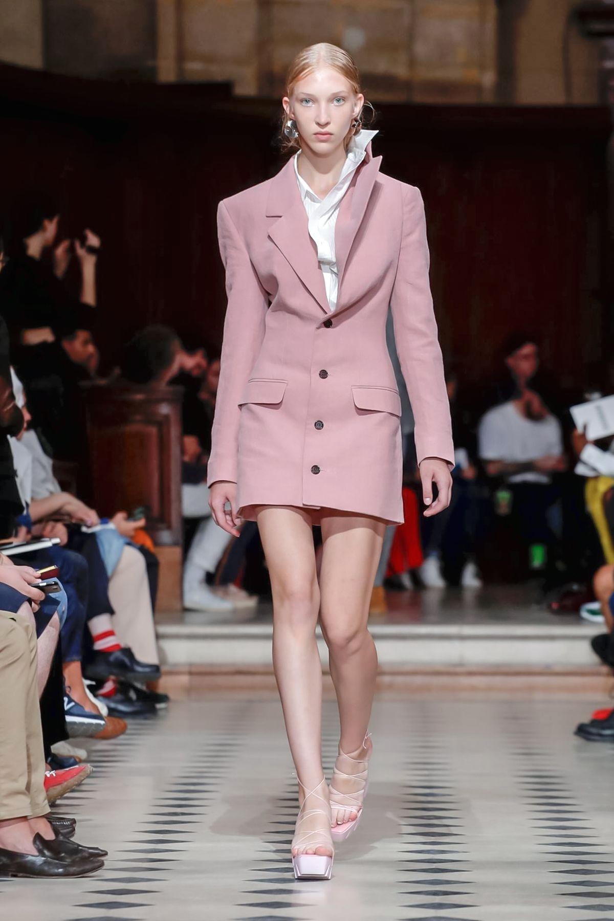 Образ из коллекции YProject Spring/Summer 2020 Menswear