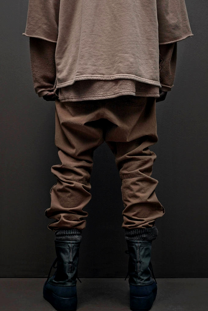 Yeezy Season 1 Lookbook