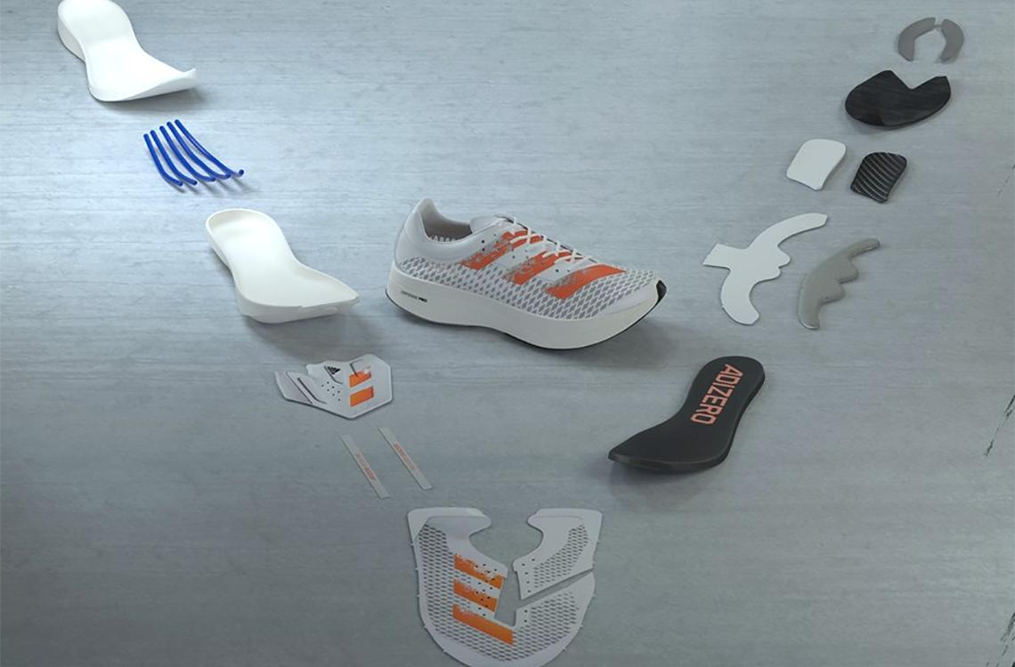 adidas adizero adios Pro - подробности релиза