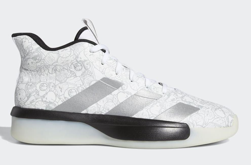 Star Wars x adidas Basketball