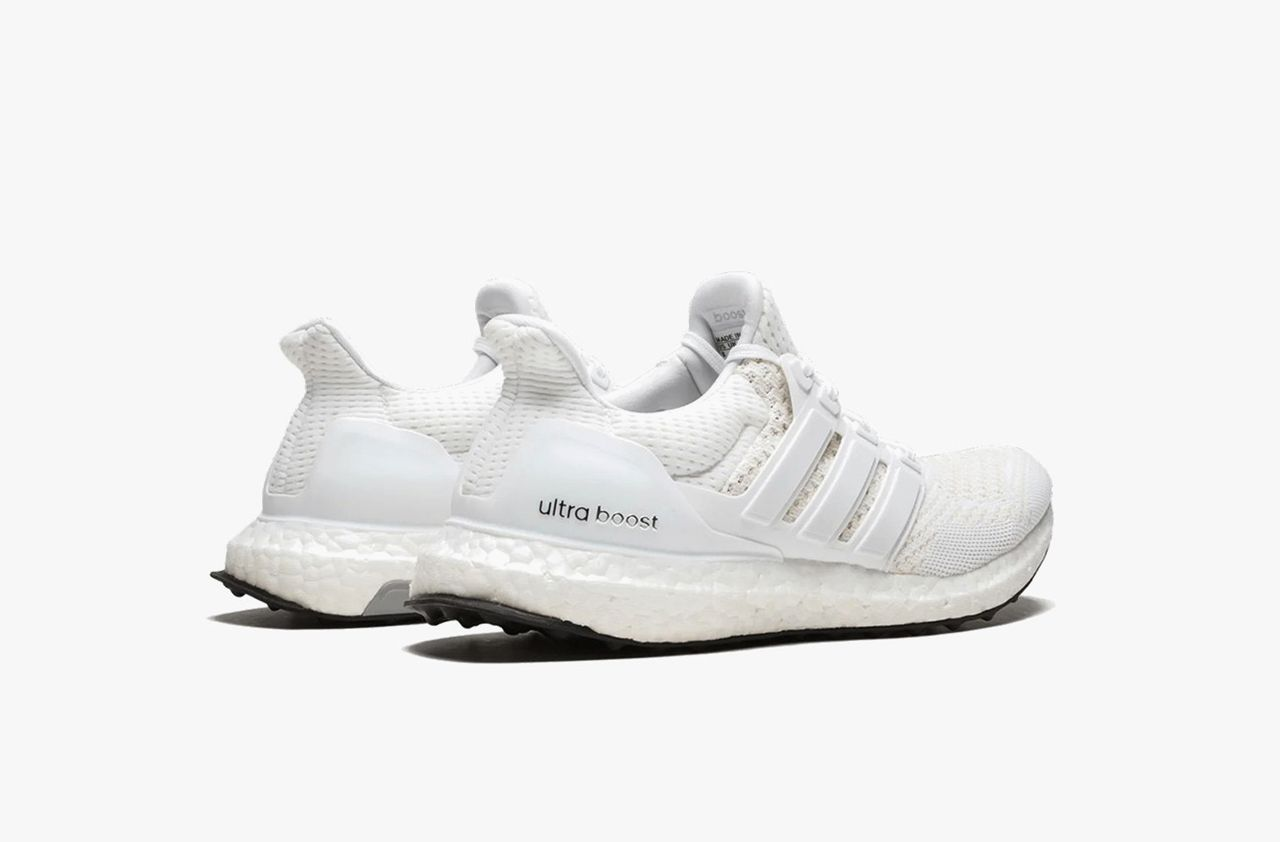 adidas UltraBoost 1.0 «Triple White» - подробности релиза