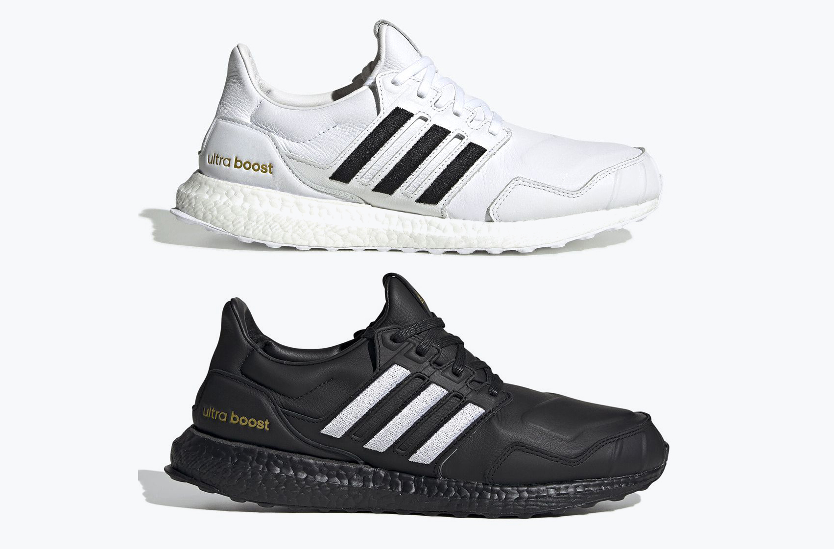 adidas UltraBoost DNA «Cloud White» и «Core Black» - всё о релизе