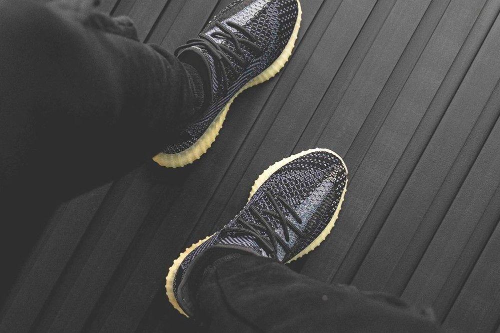 adidas Yeezy Boost 350 V2 «Asriel» - первый взгляд