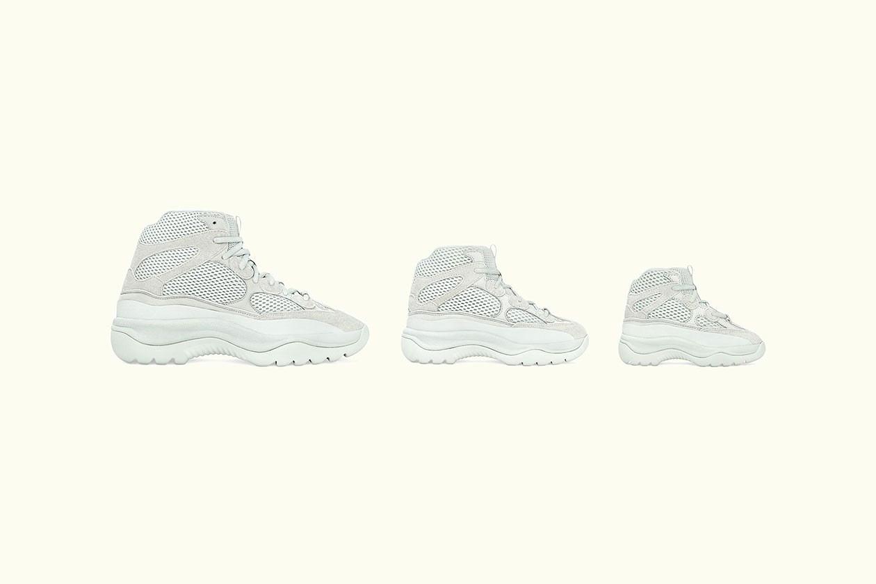 "adidas Yeezy Desert ""Salt"""
