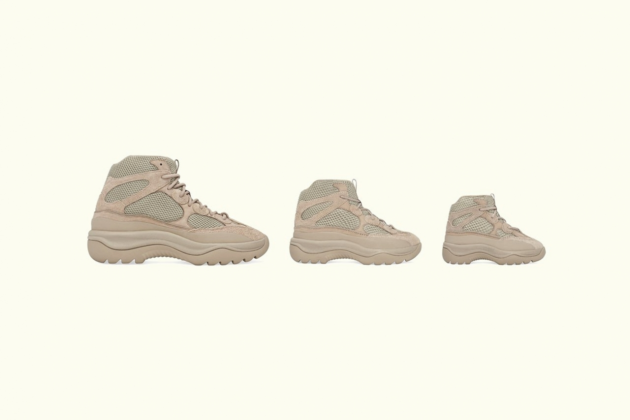 "adidas Yeezy Desert ""Rock"""