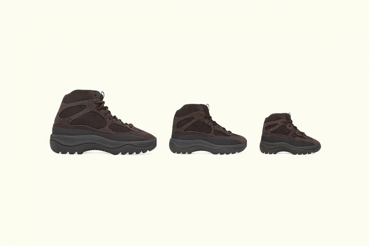 "adidas Yeezy Desert ""Oil"""