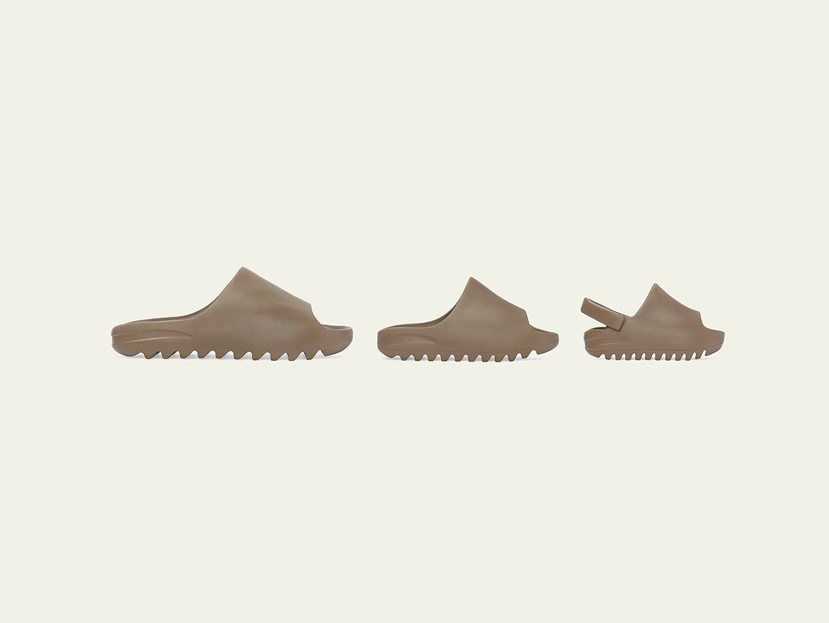 adidas Yeezy Slide «Earth Brown»