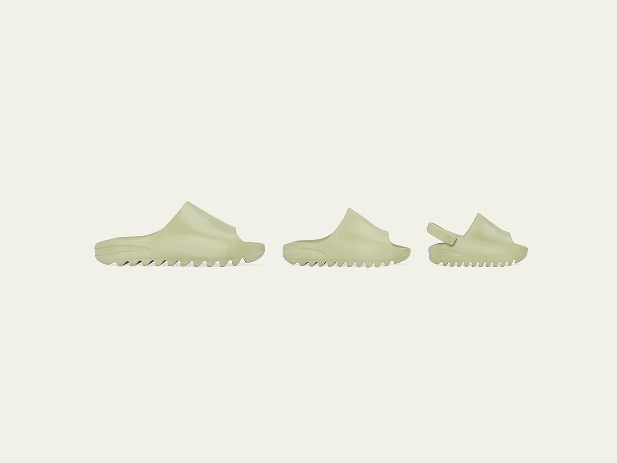 adidas Yeezy Slide «Resin»
