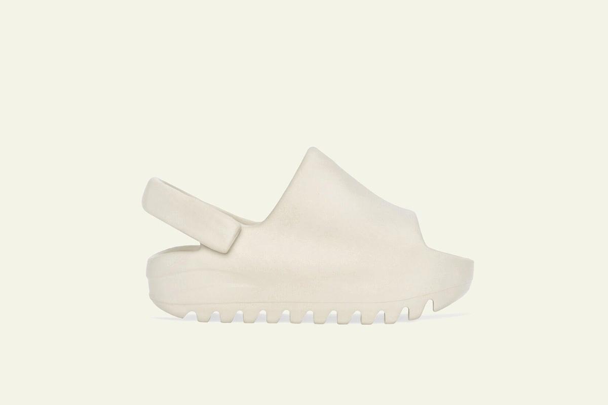 adidas Yeezy Slides - первые детали релиза
