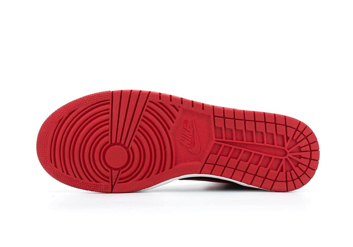 Air Jordan 1 Hi 85 «Varsity Red»