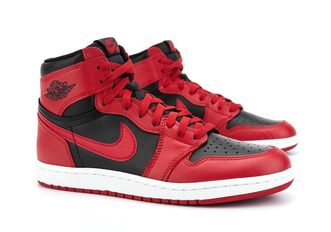 Air Jordan 1 Hi 85 «Varsity Red» - первый взгляд