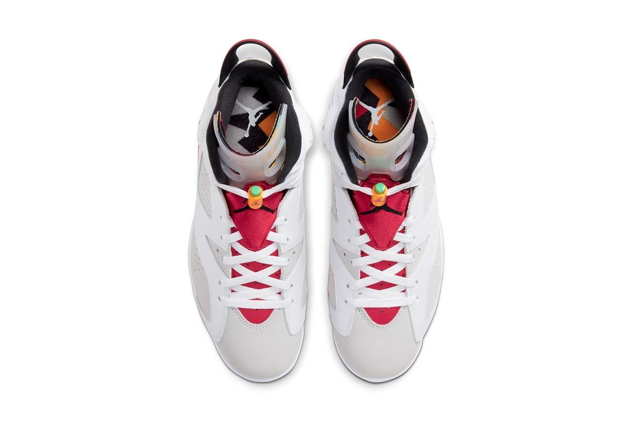 Nike Air Jordan 6 «Hare»