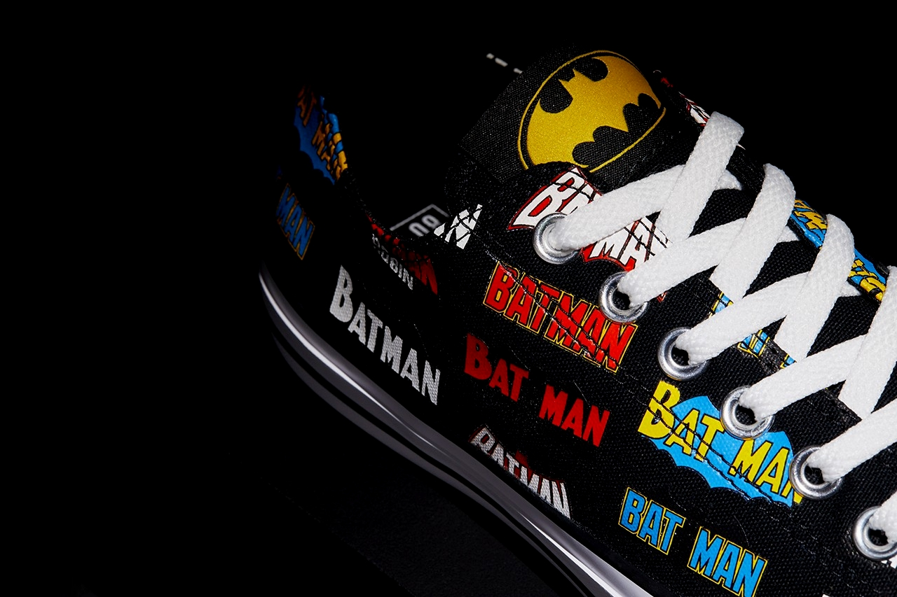 Batman x Converse Chuck Taylor All Star Low Top