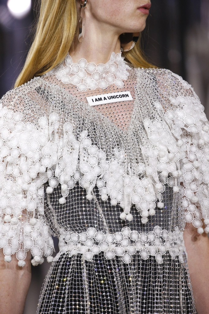 Burberry Spring-Summer 2020 Ready-to-Wear