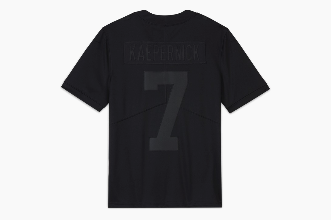 Colin Kaepernick x Nike «True to 7»