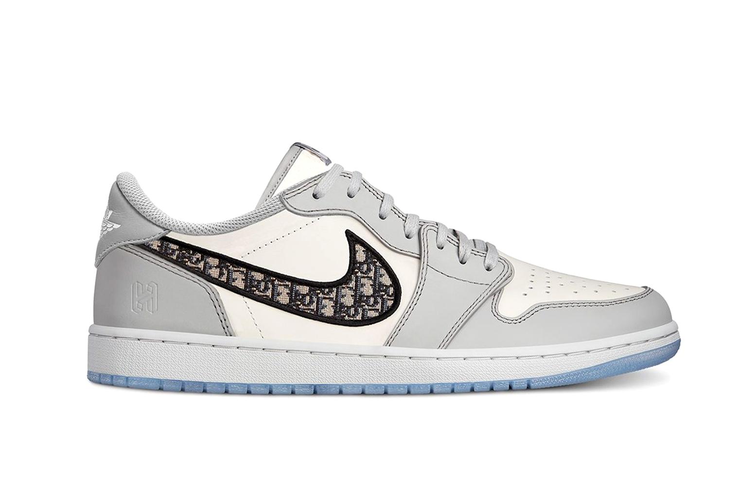Dior x Nike Air Jordan 1 Low