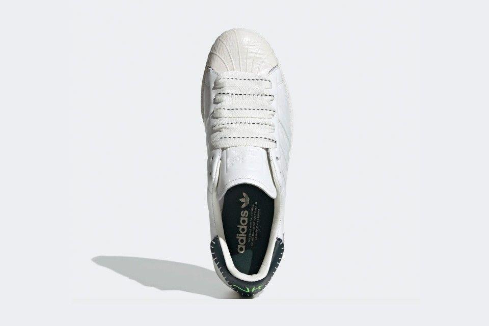 Jonah Hill x adidas Superstar - детали релиза