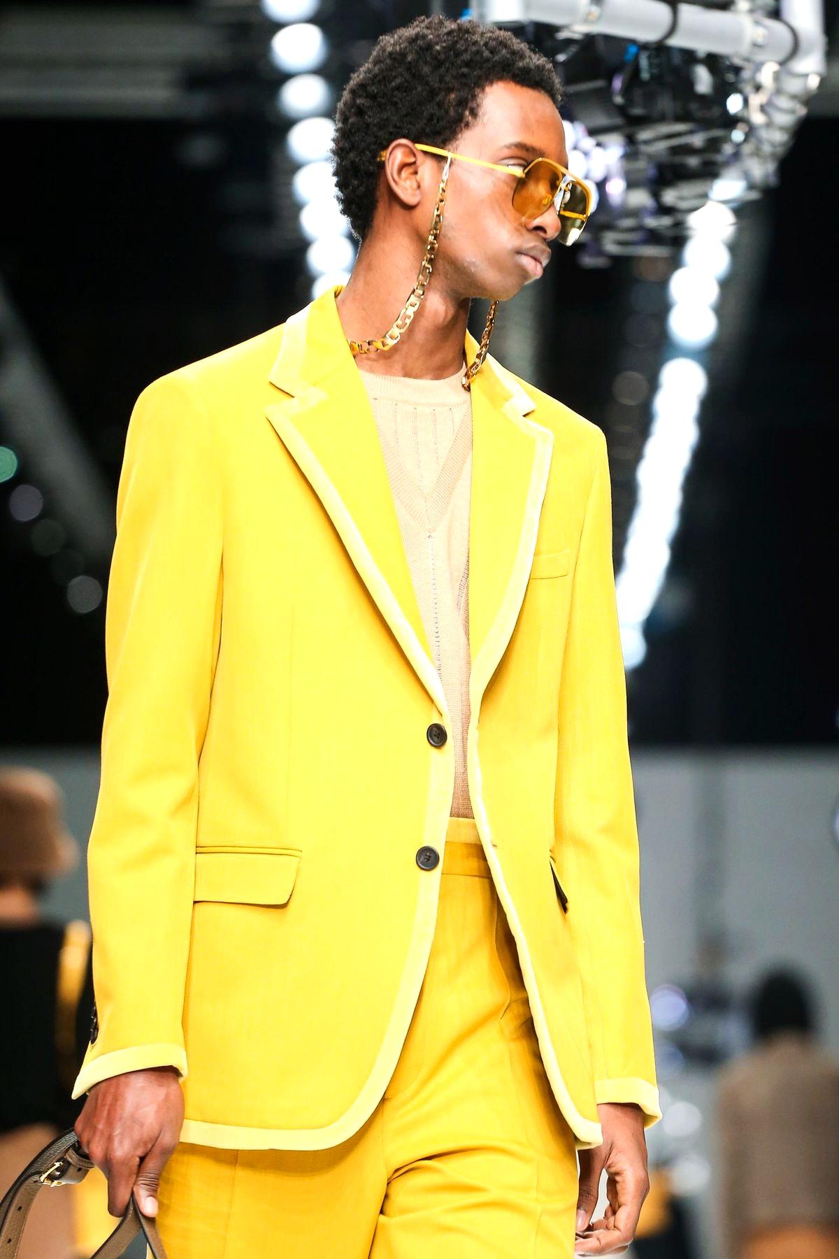 Fendi Fall/Winter 2020 Menswear