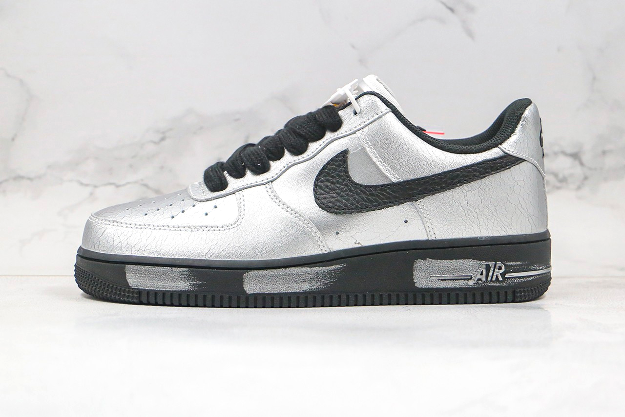 G-Dragon x Nike Air Force 1 «Para-Noise Part 2» - первый взгляд