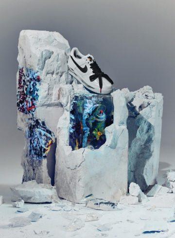 G-Dragon x Nike Air Force 1 «Para-Noise 2.0» - подробности релиза