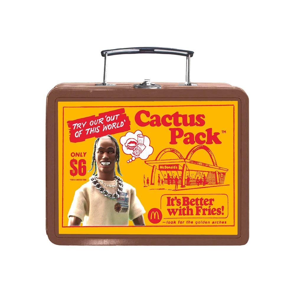 Где купить мерч Cactus Jack x McDonald's