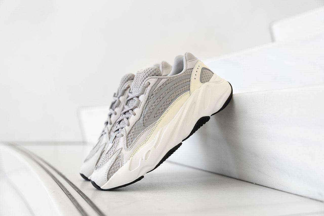 Эксклюзивный взгляд на adidas YEEZY BOOST 700 V2 «Static»