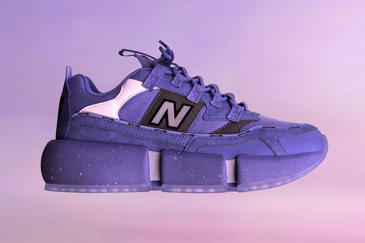 Jaden Smith x New Balance Vision Racer - подробости релиза