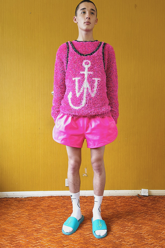 JW Anderson Spring/Summer 2022 Menswear